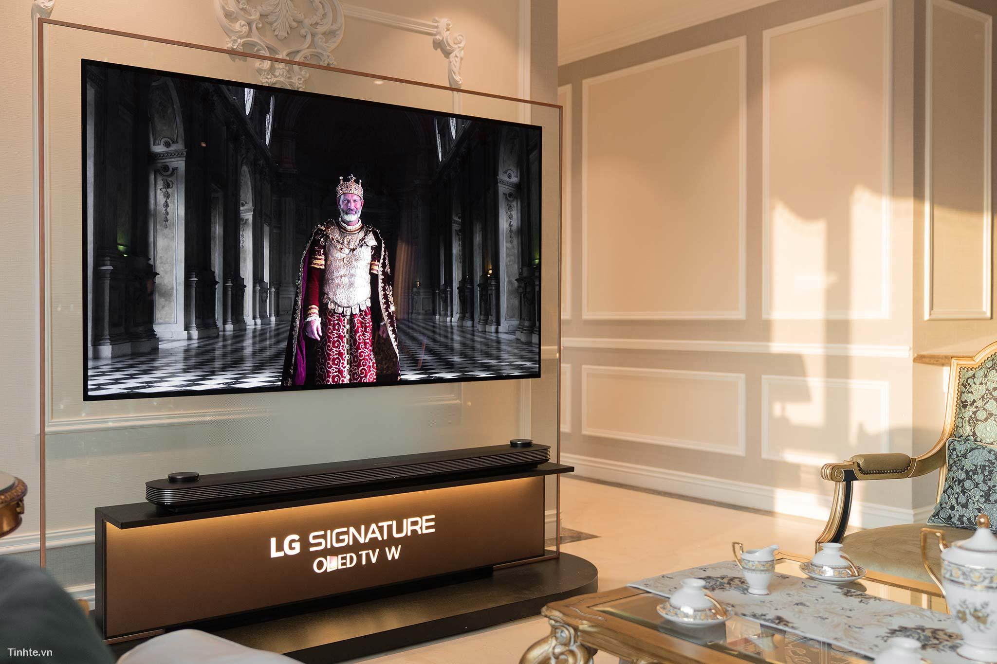 Lại nói về công nghệ TV OLED, thời gian chứng minh rằng LG đã đúng