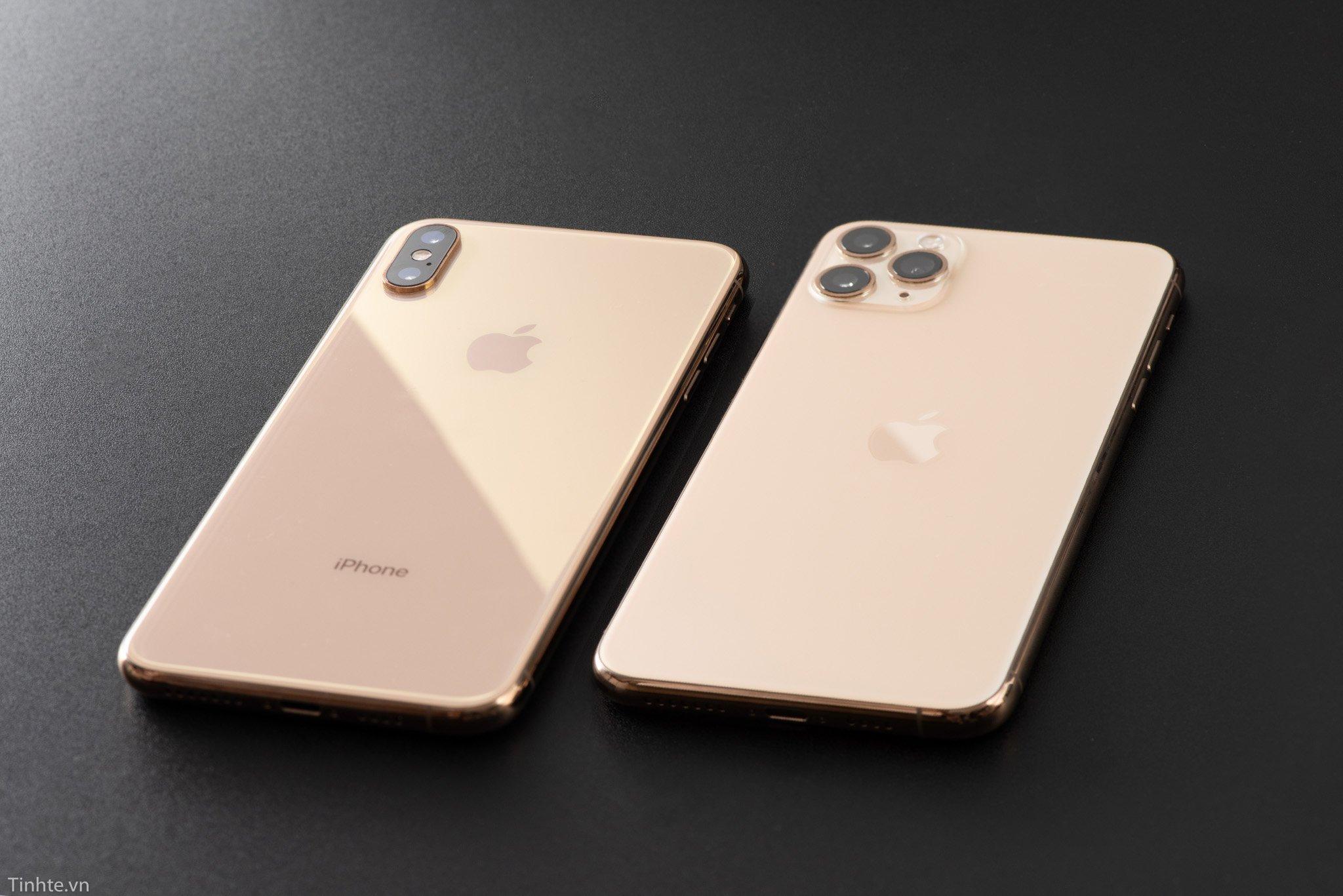 So sánh nhanh iPhone 11 Pro Max và XS Max: chúng ta đã bị ánh sáng đánh lừa?