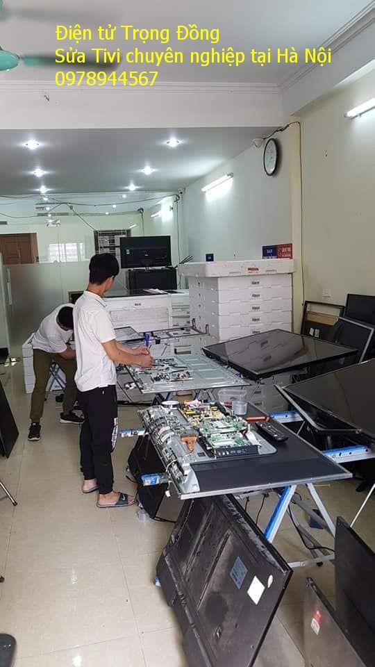 Sửa tivi Panasonic