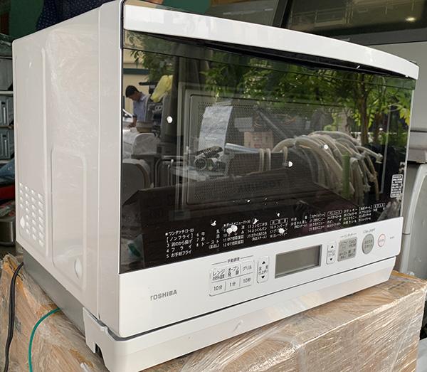 Mã lỗi lò vi sóng Toshiba Inverter nội địa Nhật