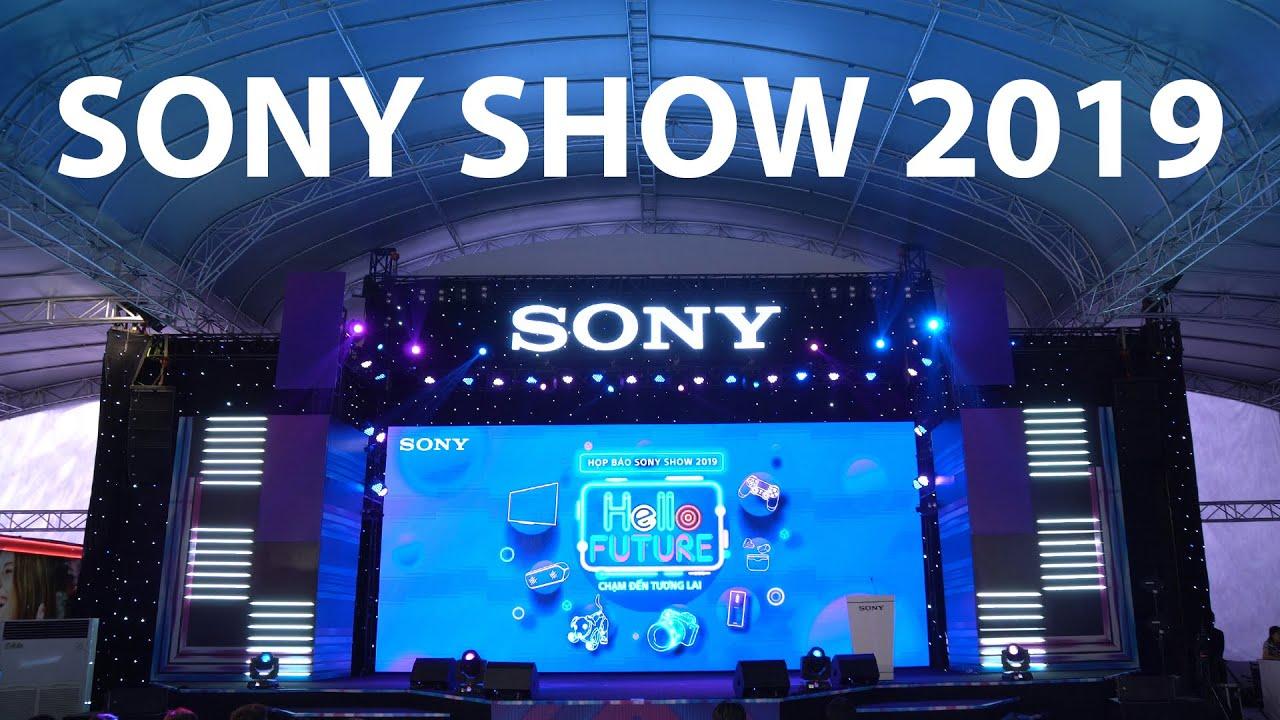 Sau 7 mùa, Sony Show 2019 vẫn hot và là điểm đến đáng mong chờ của tín đồ công nghệ