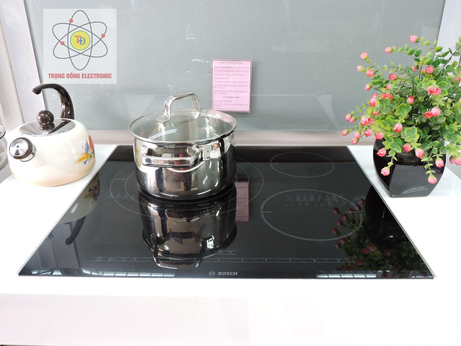 Sửa bếp từ Bosch tại nhà giá rẻ